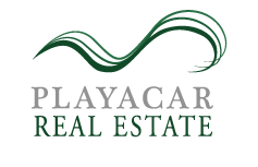 Playacar Real Estate Logo